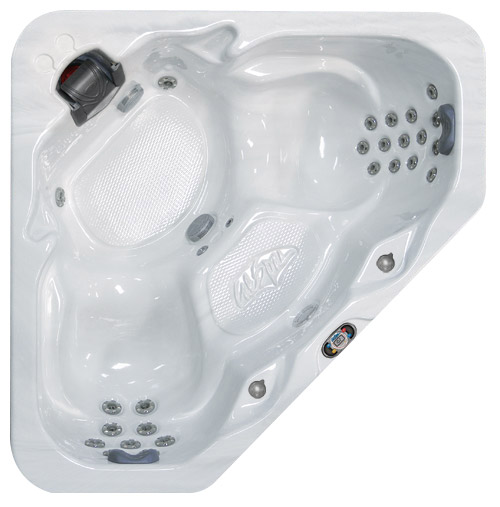 Triangular Spa With 25 Jets Hot Tubs And Pool Tables Outlet Hot Tubs And Pool Tables Outlet