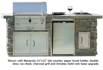 Bull Outdoor Kitchen - Hot Tubs and Pool Tables Outlet - Hot Tubs ...