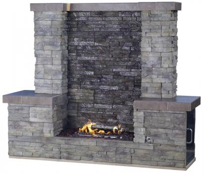 Fire Water Wall Hot Tubs And Pool Tables Outlet Hot
